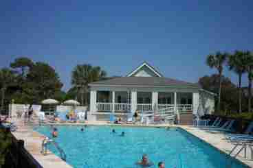 Creekwatch Villa, Seabrook Island