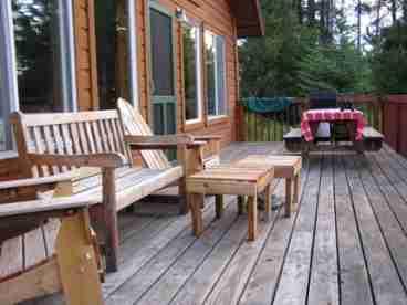 McCall Cabin #4 -