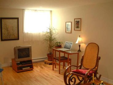 LA TRANQUILLIT�- Serene, Airy,Totally Renov,Spacious,Bright  Apt