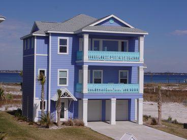 Incredible Pensacola Beach Florida Vacation Home Rentals By Vr411 Interior Design Ideas Philsoteloinfo
