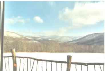 Top of the Ridge Golf or Ski Lodge, Snowshoe, WV