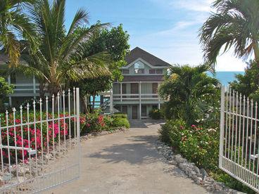 Sunset Point Oceanfront Villa