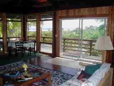 Kapoho Big Island Ocean View Pualani Tropical Dream House, Bikes, Snorkeling