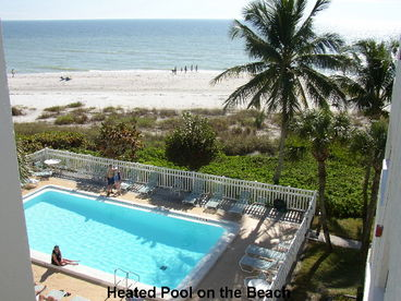 Sanibel Island Gulf Front Condo (1BR) From $985/ wk