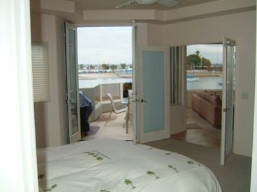 San Diego Bay Front Private Deck, Sleeps 7