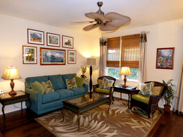Ko Olina Resort Vacation Rental - Coconut Plantation 3 Bedroom - Hidden Spa View
