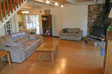 Skyline Pines Tahoe Rental Home with Hot Tub & Pool Table Sleeps 12