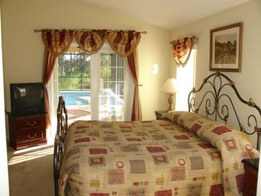 Unoverlooked ! Luxury 4 Bed/3 Bath Disney Villa,Conservation Veiw,Internet Acces
