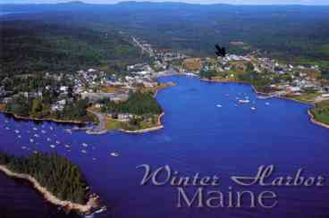 Acadia National Park Winter Harbor. - Walk to Ocean,Restaurants
