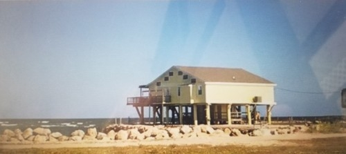 Noah's Ark Oceanfront Vacation Home