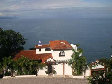 View CASA DEL QUETZAL