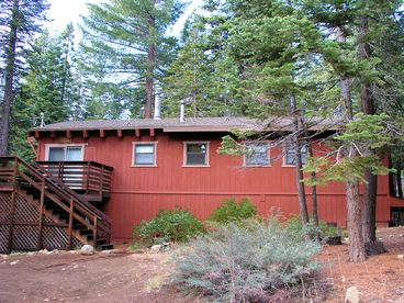 View Tahoma Vacation Rental in Lake