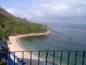 View Puerto Vallarta Ocean Front