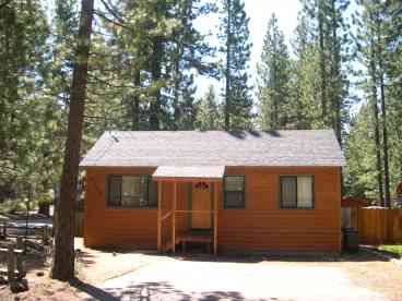 View Sunny Tahoe Cabin  from 99night