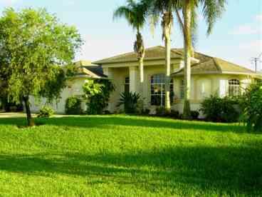 View Villa Paradise Cape Coral Florida