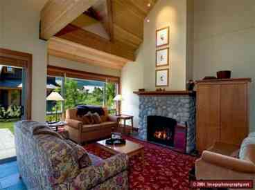 View Whistler Village Accommodation