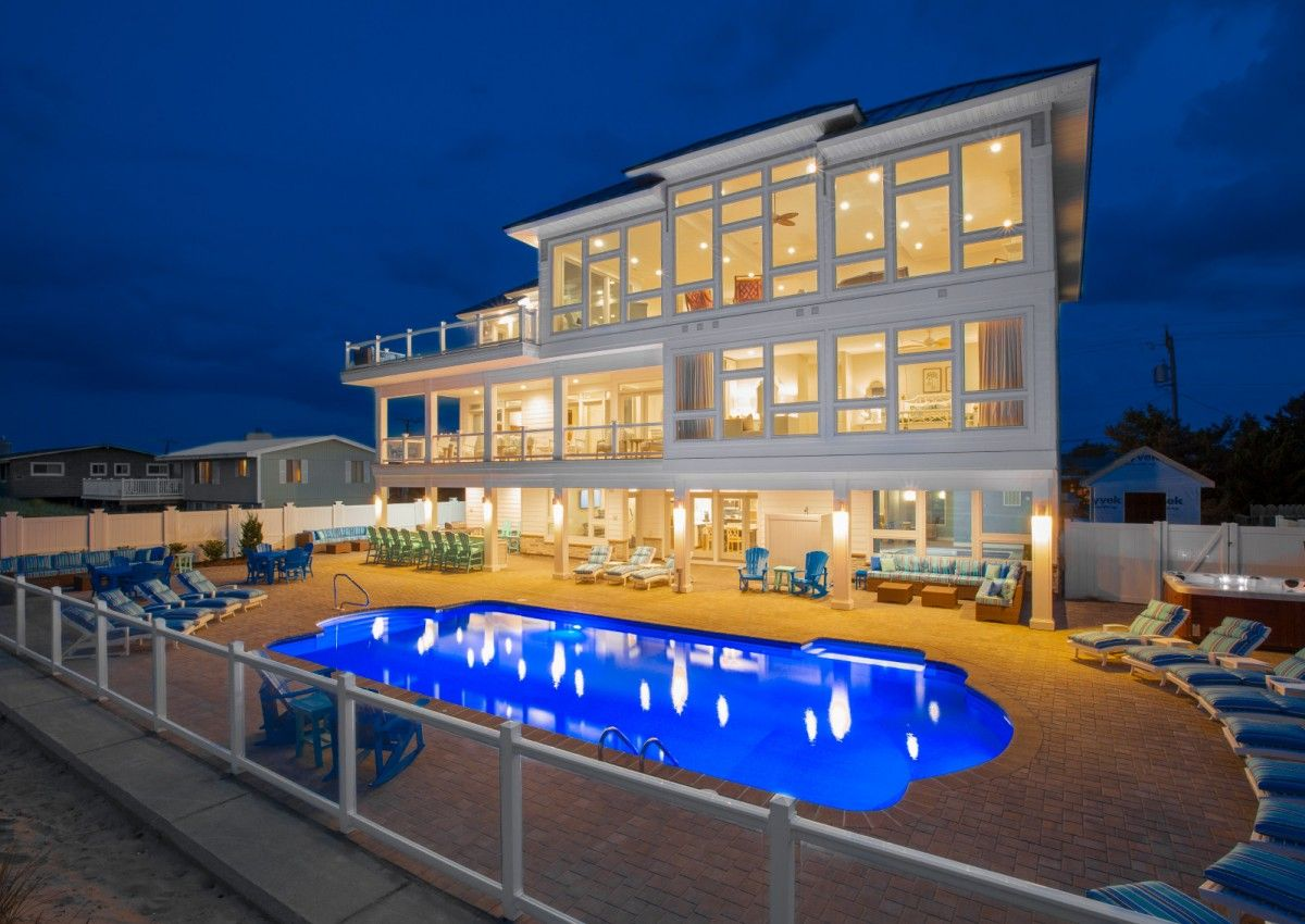 View Beautiful beach homes and condos