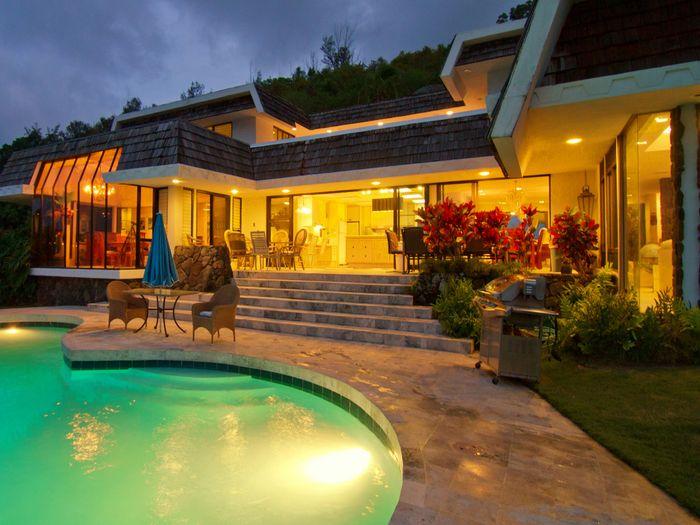 View Hillside Villa 5 bedrooms with