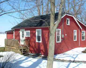 View Quaint Cottage on Sodus Bay