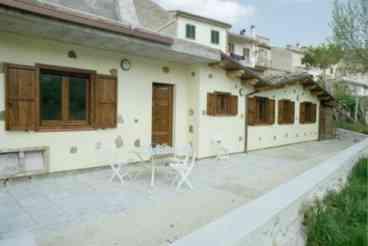 View Casale  Rental Villa in Abruzzo