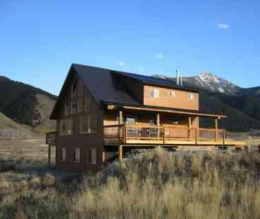 View Slide Mountain Ranch