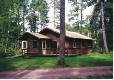 View BERTS CABINS