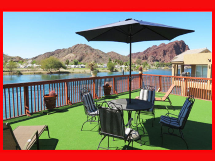View The River Front home w Private