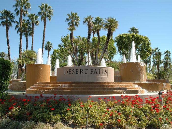 View Desert Falls Country Club Premier