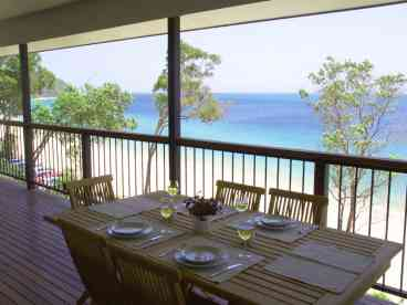View Tangalooma Beach House