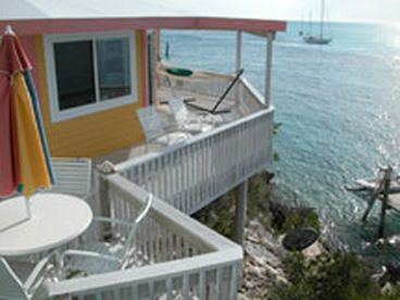 View Serenity Cottage and new Dock