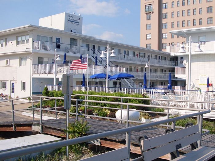 View Oceanfront  Condo at Jersey Shore