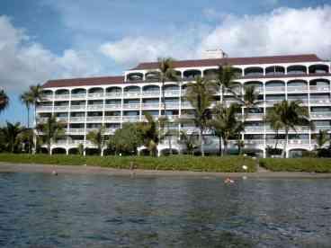 View Lahaina Shores Beach Resort