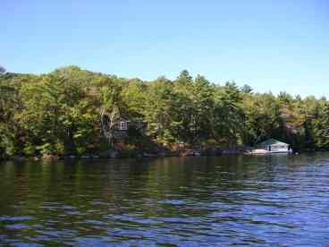 View Lake Muskoka Cottage Rental