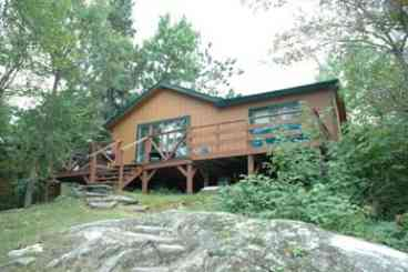 View Muskie Cabin at Northern Lights