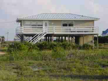 View Fort Morgan Beachside Home 950week