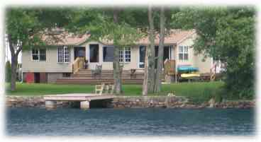 View Lakefront Home with Kayaks Near