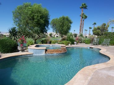 View Desert Princess Private HousePoolSpa
