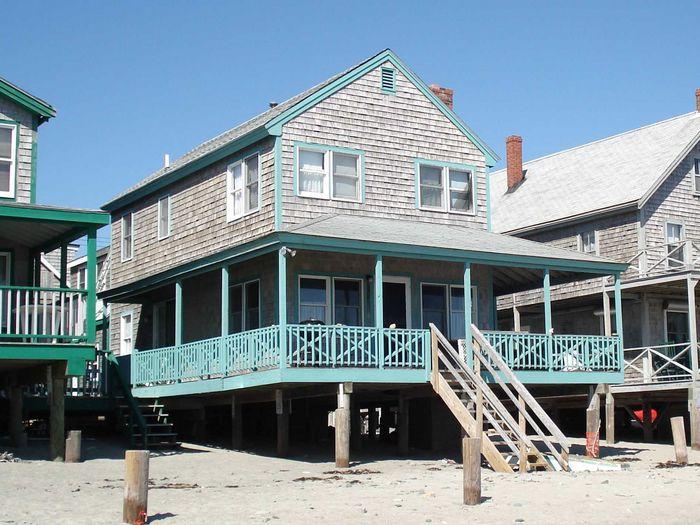 View Beach House on Minot Beach