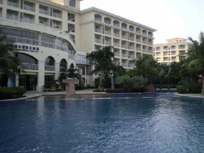 View Boao Sanya Seaview Luxury condo