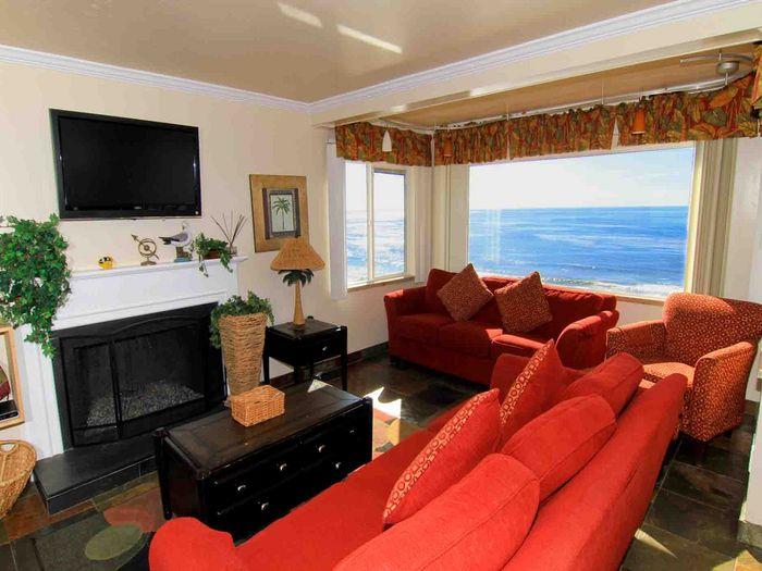 View E68011  Charming Romantic Oceanfront