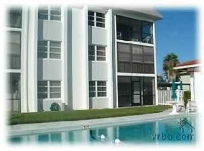 View Siesta Key Condo with pool view