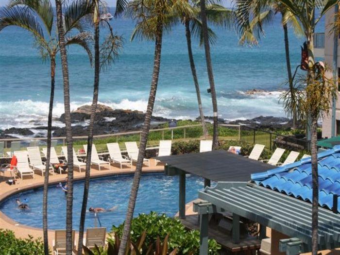 View Kona Reef 1BR Oceanview Condo