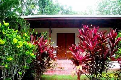 View Villa Mariposa Zancudo