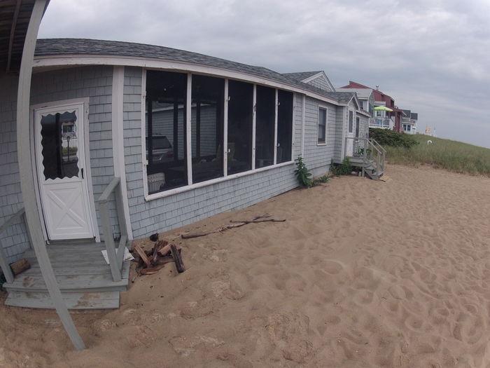 View Beachfront Summer Apartment