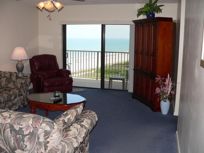 View Cocoa Beach 8th floor Oceanfront