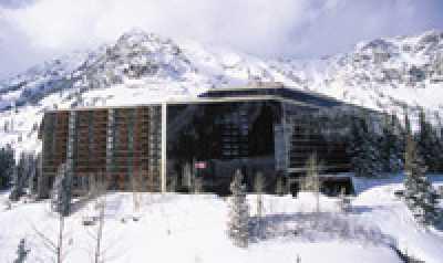View Cliff Club at Snowbird
