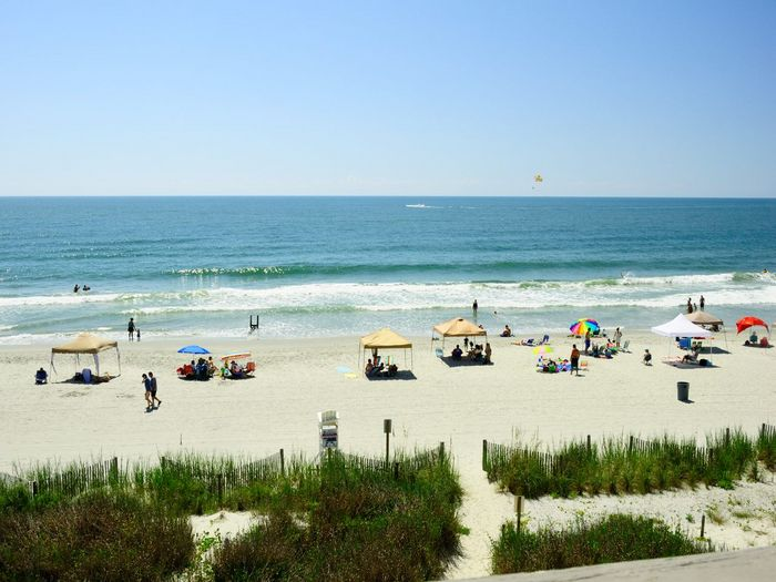 View N Myrtle Beach  on the Sand with