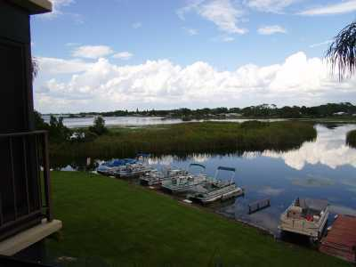 View Lake Placid Florida Condo on