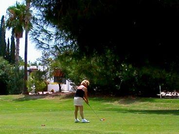 View Dorado CC Golf Condo on 4th Tee
