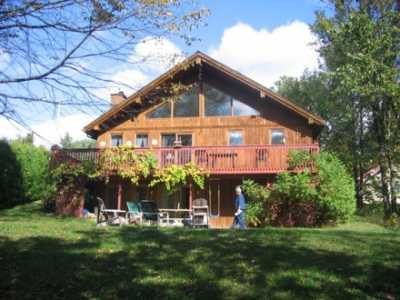 View Charming Slopeside Chalet with